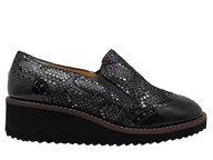 HB Black & Grey Loafer With Lightweight Sole
