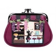Vendula Cake Boutique Clipper Purse