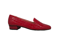 Hb 'Chica' Red Patent Shoe