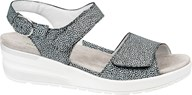 Waldlaufer 'Claudia' Pretty Velcro Sandal