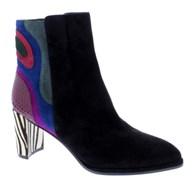 Capollini 'Connie' Block Heel Trendy Boot