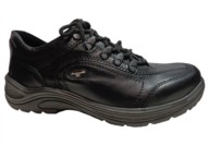Waldlaufer Black Lace Up Shoe