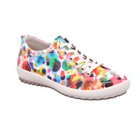 Legero 'Tanaro' Multi-Coloured Patent Trainer