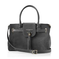 Fairfax & Favor Grey Windsor HandBag | Windsor Grey