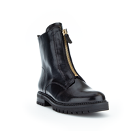 Gabor 'Lemon' black Ankle Boot with Zip