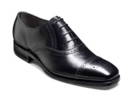 Barker Flynn In Black Calf