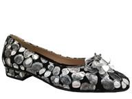 HB 'Jest' In Black, Silver & White bubbles