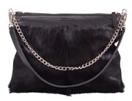 Sherene Melinda Multiway Fan Bag In Black