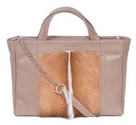 Sherene Melinda Tote Bag With A Fan