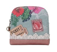 Vendula Destination Paradise Zipper Coin Purse