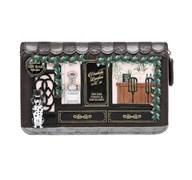 Vendula Gin Bar Medium Ziparound Purse