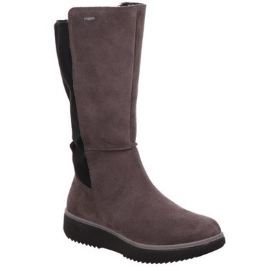 Legero Grey Gore-Tex Mid Calf Boot