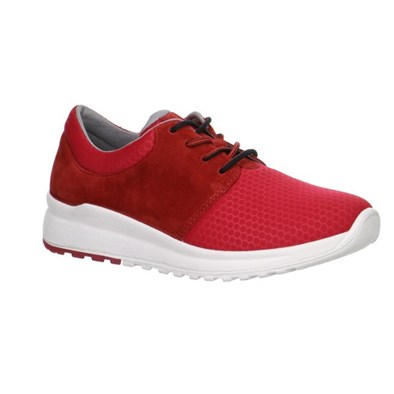 Legero 'Marina' Red Lightweight Trainer