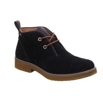 Legero 'Soana' Navy Suede Gore-Tex Boot