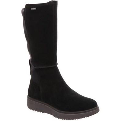 Legero Black Gore-Tex Mid Calf Boot