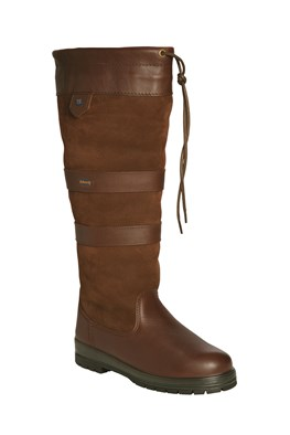 Dubarry Galway Boot Extra Fit In Walnut