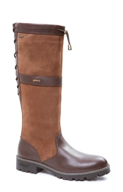 Dubarry Glanmire Boot In Walnut