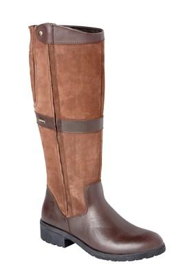 Dubarry Sligo Boot In Walnut