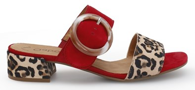 Gabor 'Sparky' Strappy Mule