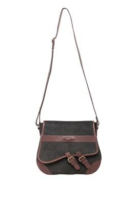 Dubarry Boyne Crossbody Bag In Black & Brown
