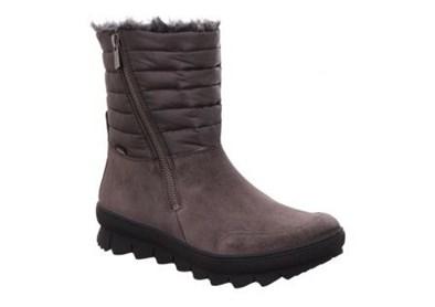 Legero Novara Grey Gortex Zip Up Boot
