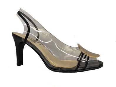 Azuree 'Madan' Dressy Sling Back Sandal