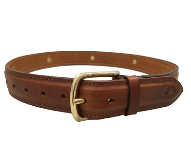 Hicks & Hide Broadway Multi Field Cognac Belt