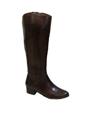 Canal Grande Long Brown Boot