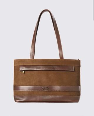 Dubarry Dalkey Handbag In Walnut