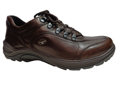 Waldlaufer Brown Lace Up Shoe