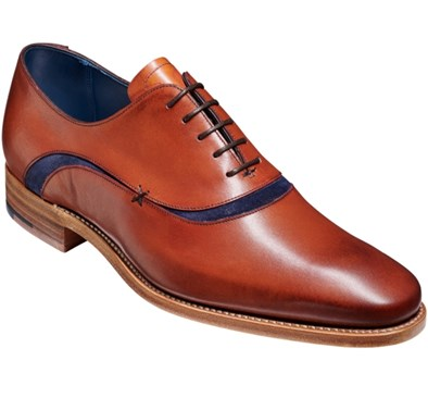 Barker 'Emerson' In Rosewood/Navy