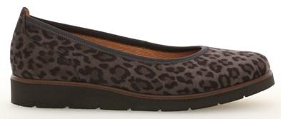 Gabor 'Eswick' Leopard Print Lightweight Pump
