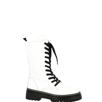 'Ghent' Gabor White two Tone Boot