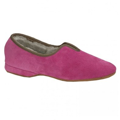 Drapers Slipper Belinda In Fuschia