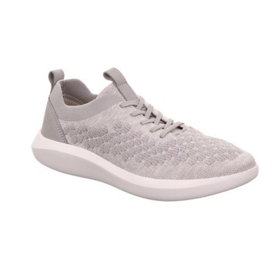 Legero 'Impact' Grey Knitted Trainer