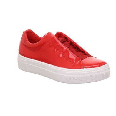 Legero 'Lima' Red Patent Trainer