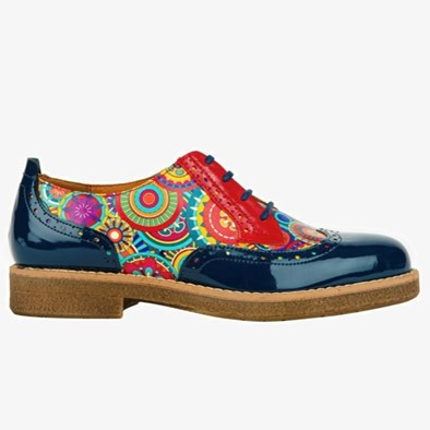The Artist By The Shoe Embassy In Navy
