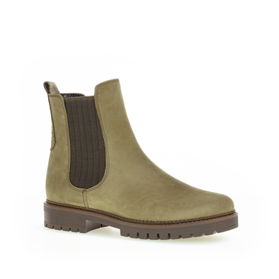 Gabor 'Leila' Pull On Boot In Olive