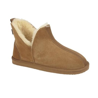 Drapers Tilly Sheepskin SlipperSpice