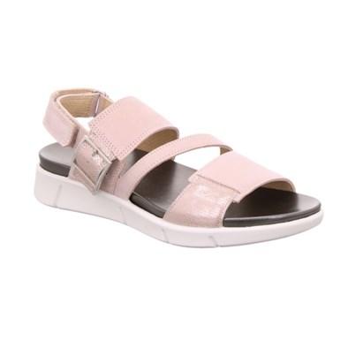 Legero 'Fano' Pale Pink Sandal
