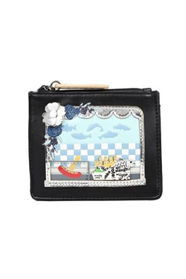 Vendula Fish & Chips Zip Coin Purse