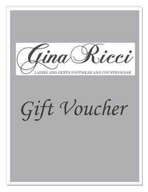 Gina Ricci Gift Voucher