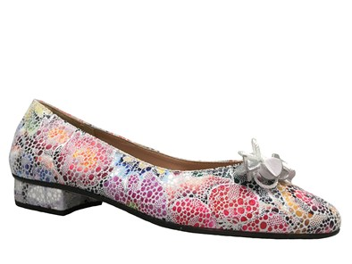 HB 'Jest' In Multi Floral Bouquet Pump