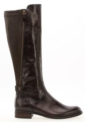 Gabor 'Kari' Chocolate Brown Long Boot