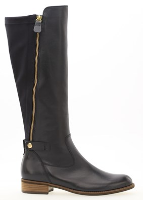 Gabor 'Kari' Navy Blue Long Boot