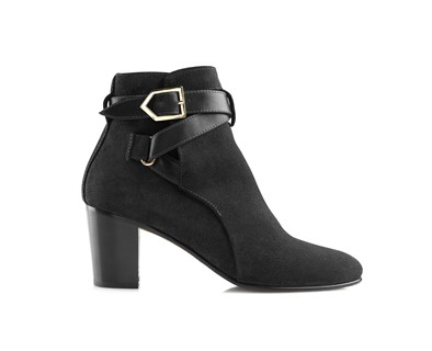 Fairfax & Favor Kensington Black Ankle Boot