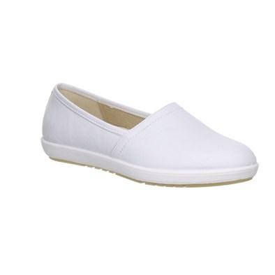 Legero 'Maleo' White Slip-On Shoe