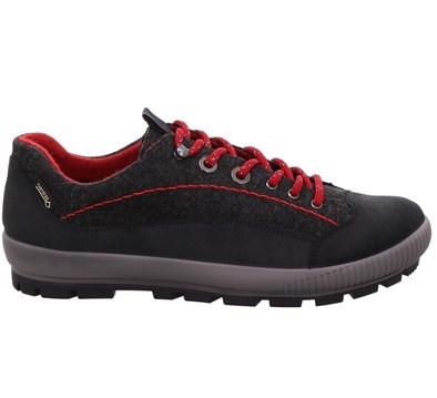 Legero Trekking Trainer in Black
