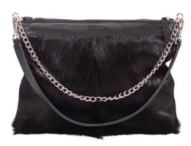Sherene Melinda Multiway Fan Bag In Black