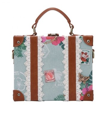 Vendula Destination Paradise Trunk Bag